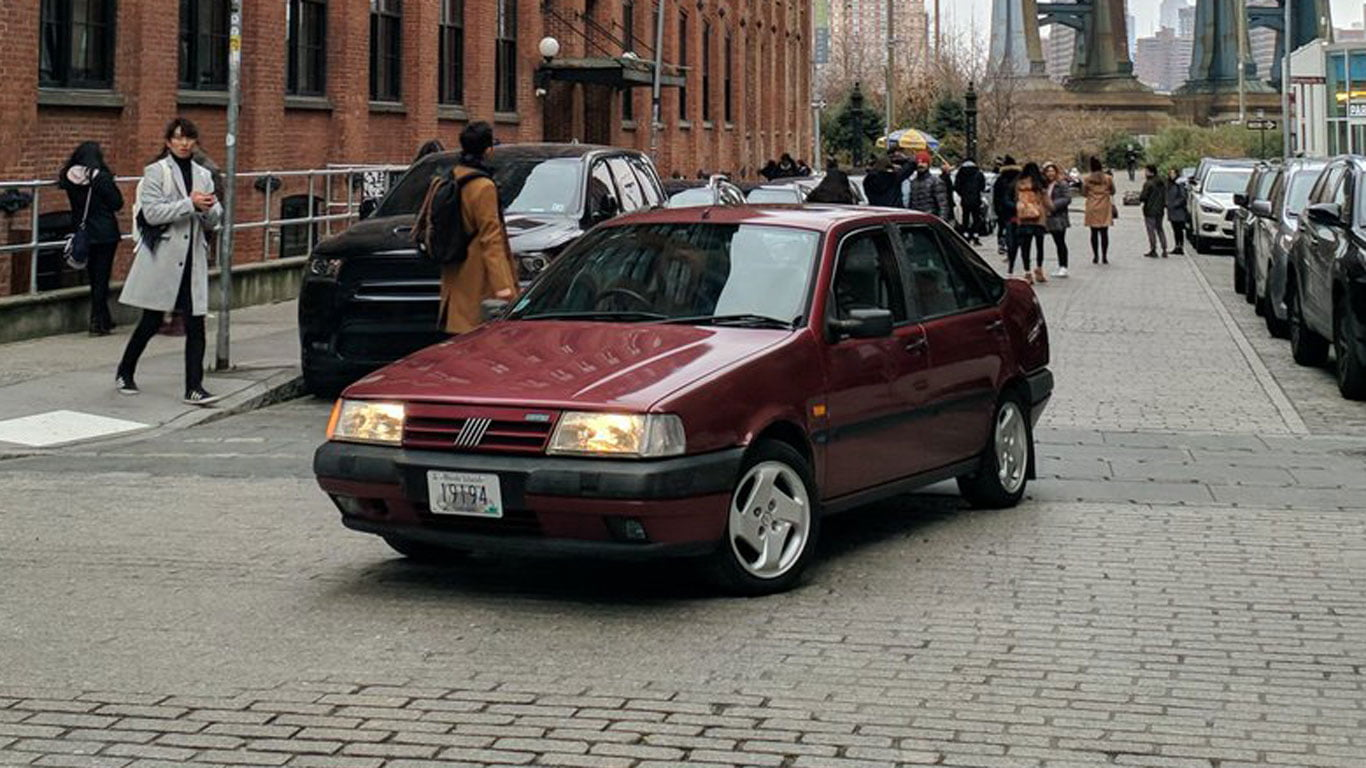 Fiat Tempra in New York