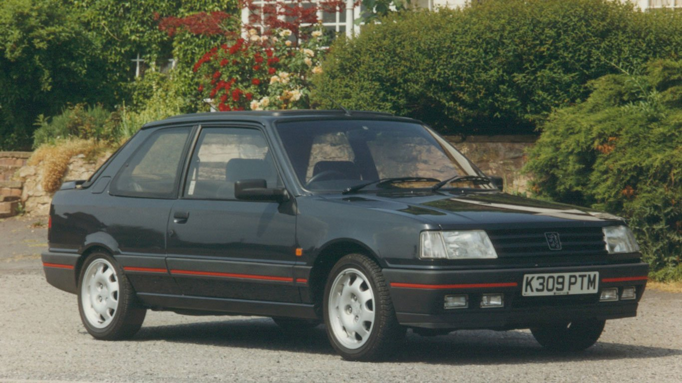 Nye Frankly, we don't talk about the Peugeot 309 enough - PetrolBlog UY-41