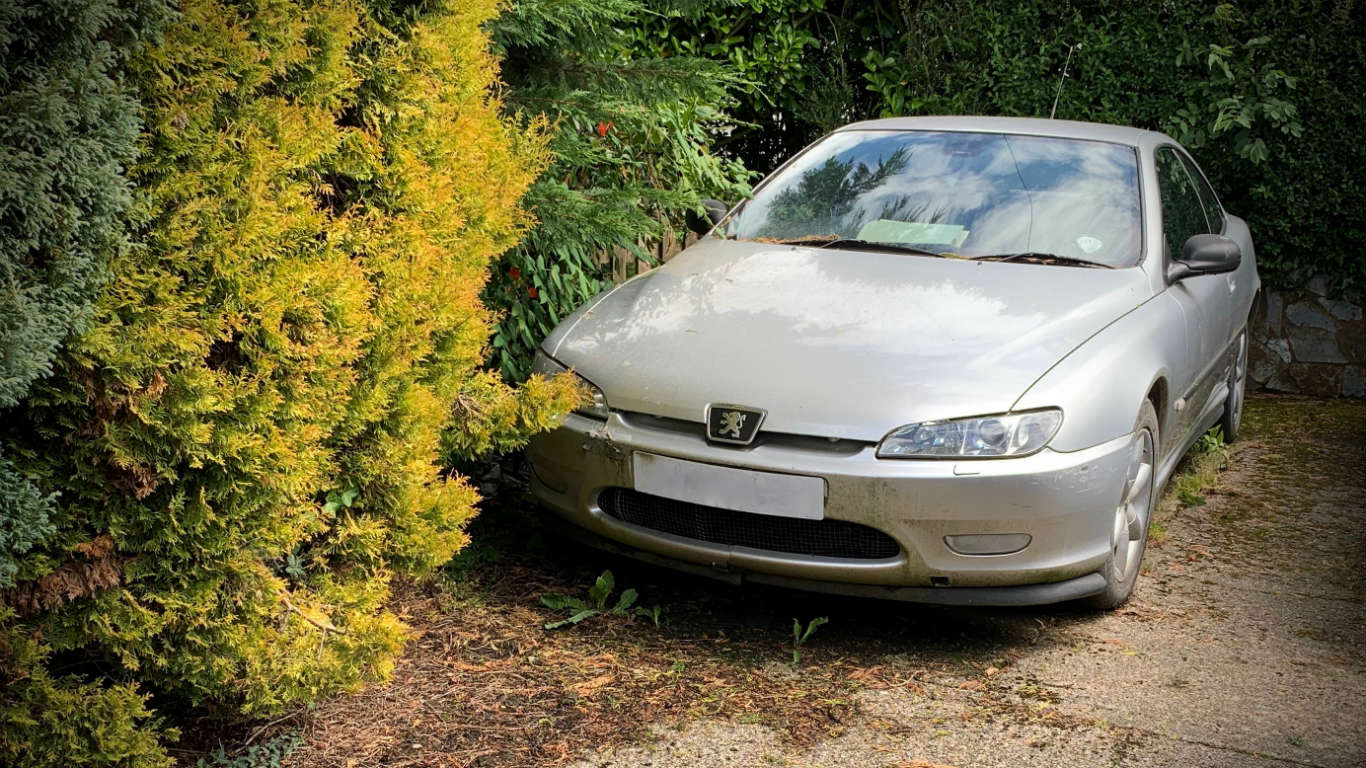 Peugeot 406 Coupe V6 for sale