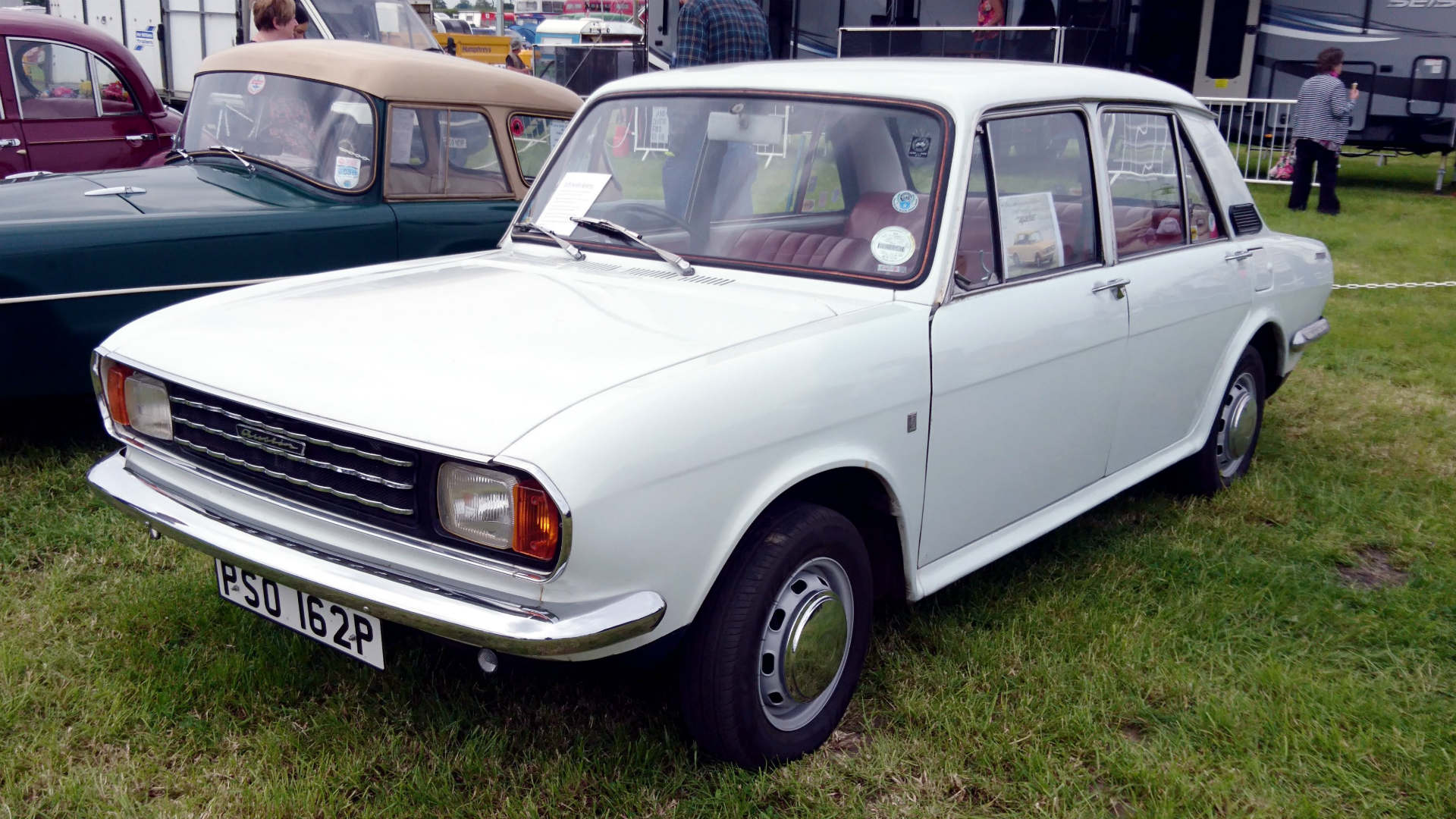 1975 Austin Apache in the UK