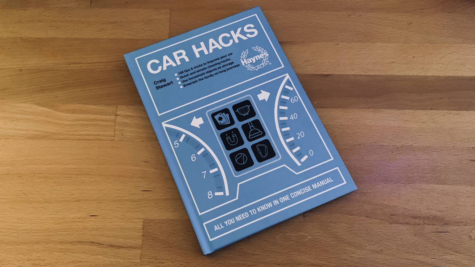 Car Hacks book review on PetrolBlog