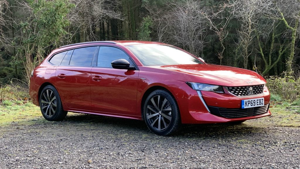 Peugeot 508 SW GT Line 1.5 HDi