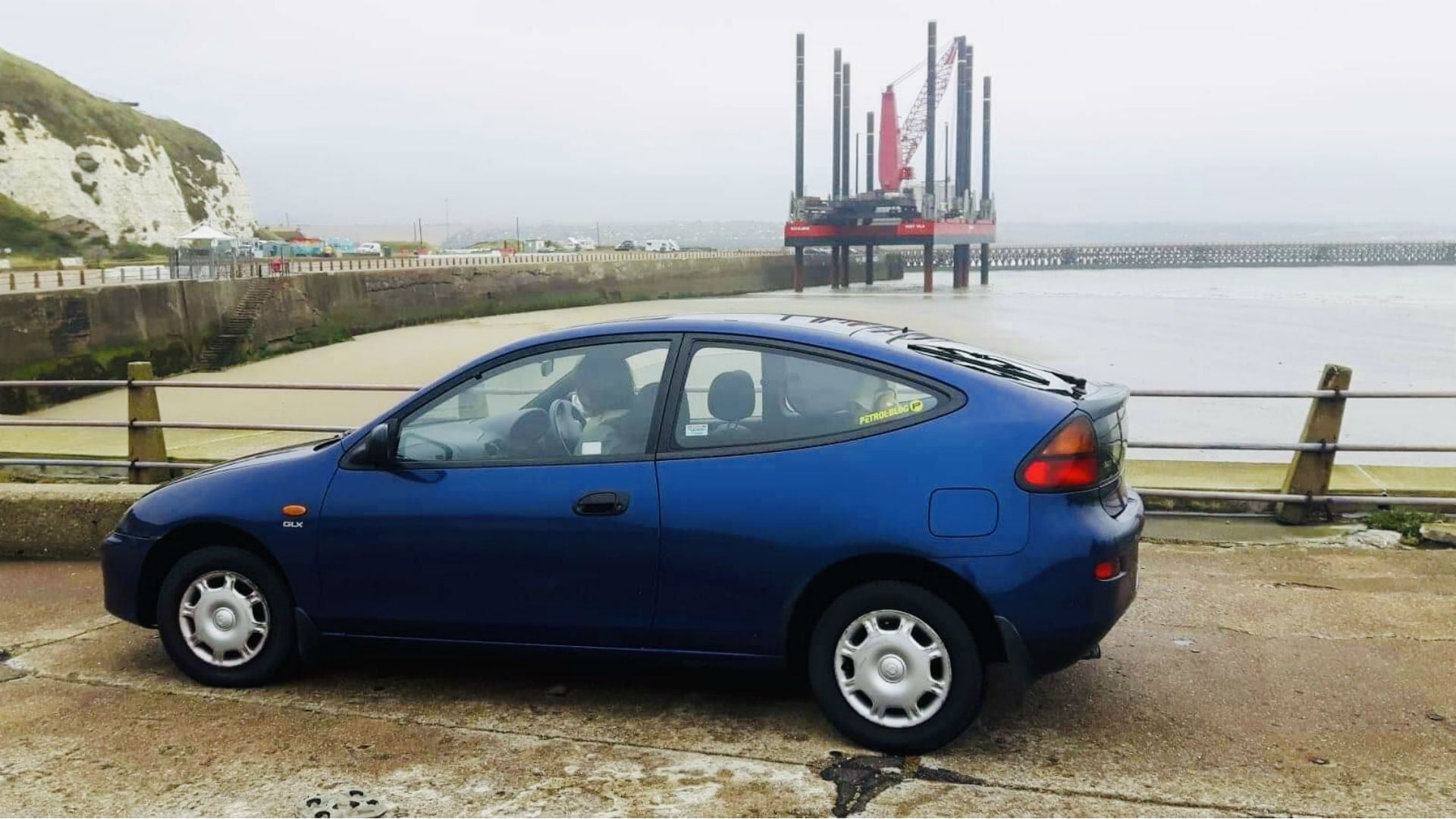 Mazda 323 Coupe review