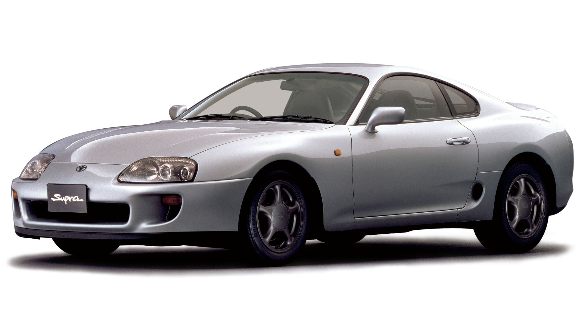 Toyota Supra spare parts project