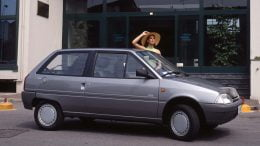 Citroen AX Ten PetrolBlog is 10