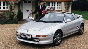 Toyota MR2 10th Anniversary Edition