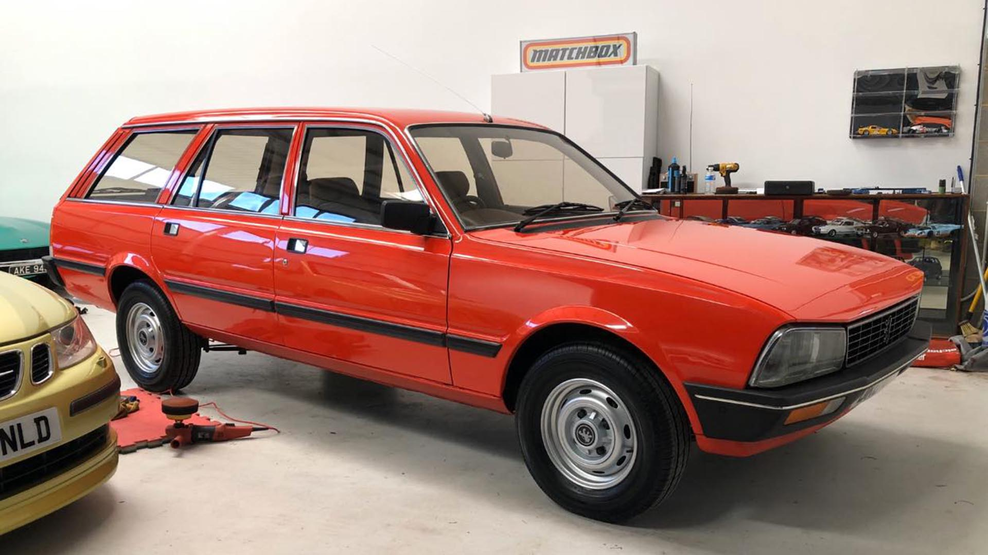 Peugeot 505 GR estate for sale