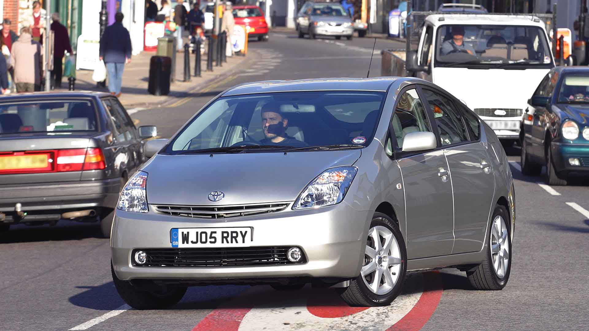2005 Toyota Prius congestion charge exempt