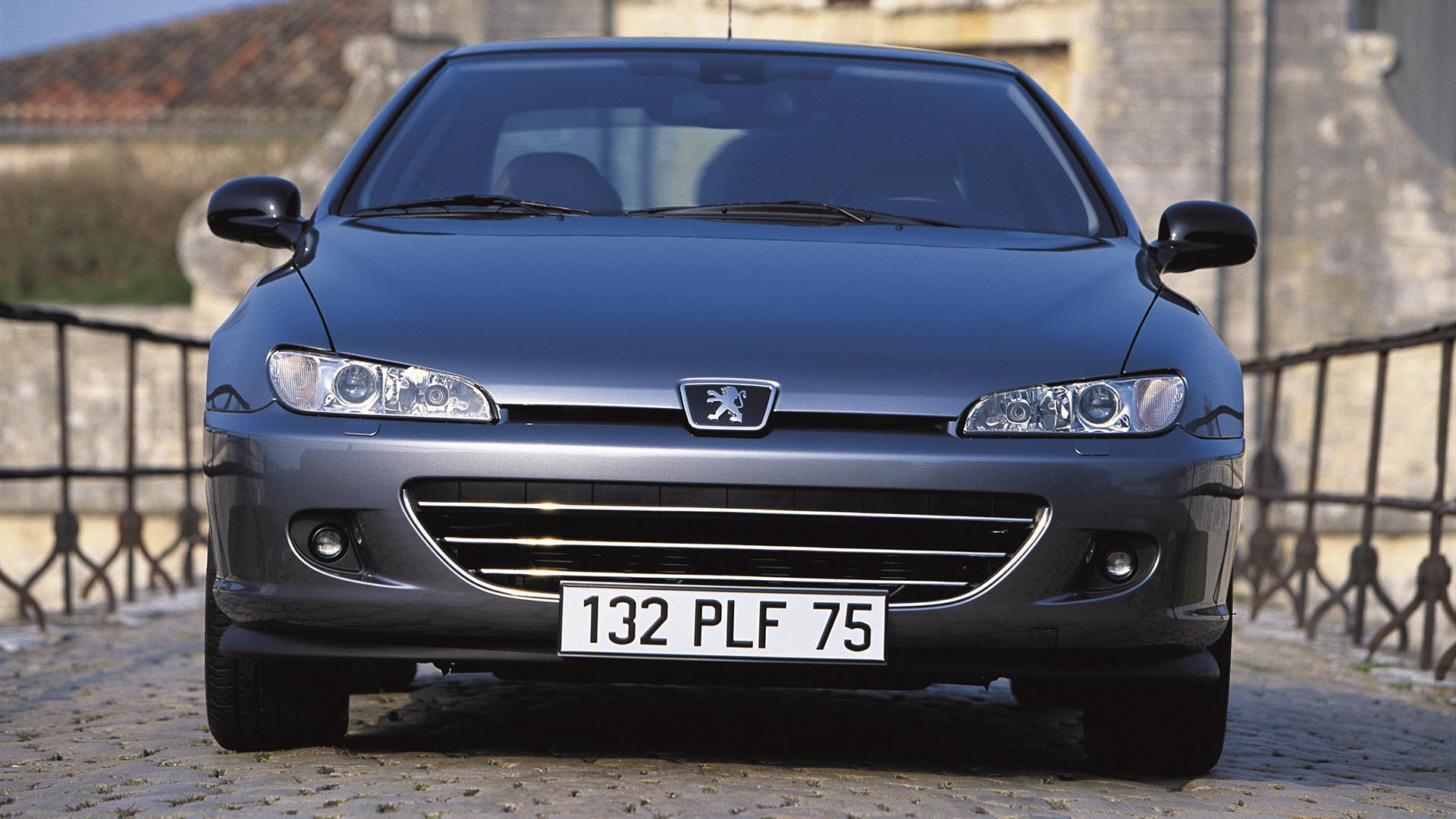 Peugeot 406 Coupe facelift