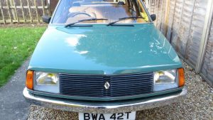 Renault 18 TL front