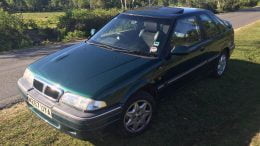 1994 Rover 220 GSi for sale