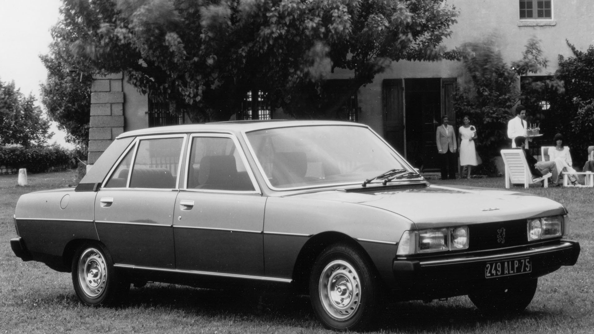 French Car Critical List Peugeot 604
