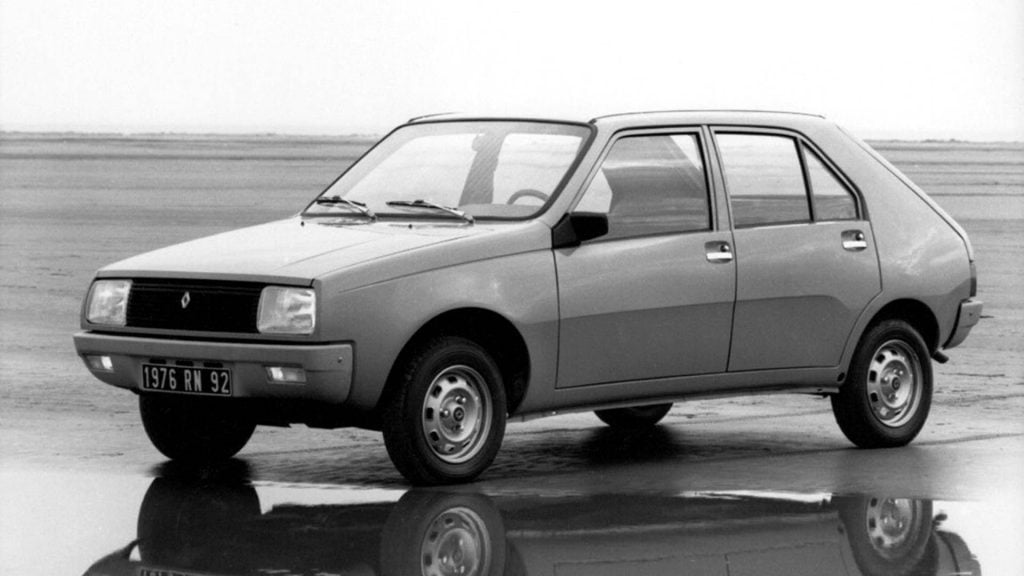 French Car Criticial List Renault 14