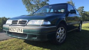 Rover R8 for sale