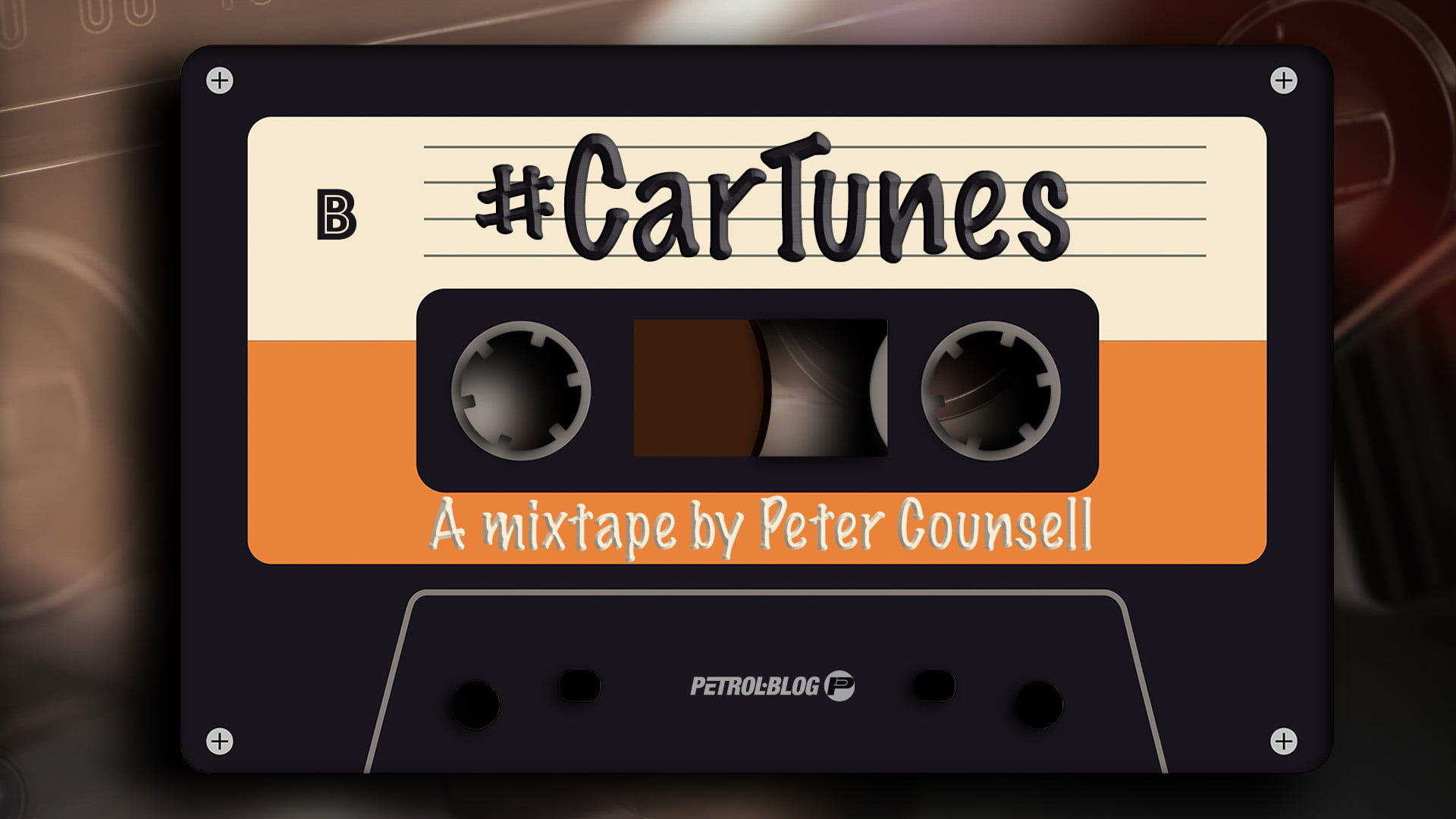 CarTunes by Peter Counsell