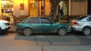 Ford Escort in South America