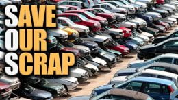 PetrolBlog Save Our Scrap