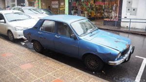 Renault 12 in Buenos Aires