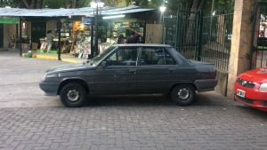 Renault 9 in South America