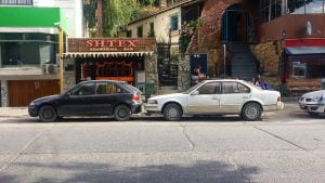 Rover 25 and Nissan Maxima J30