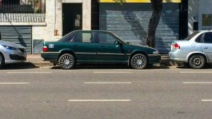 Rover 400 in Argentina