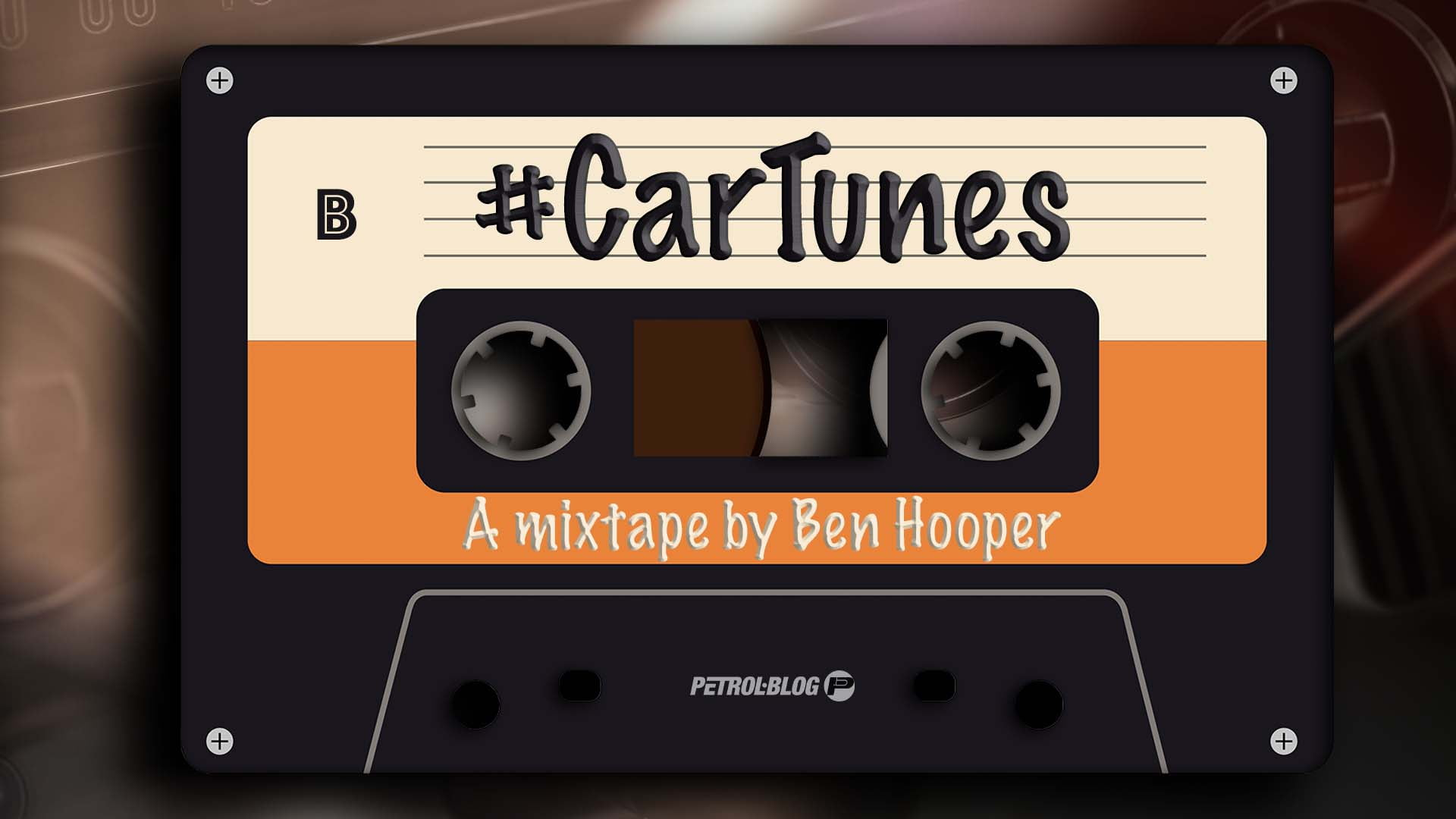 CarTunes by Ben Hooper