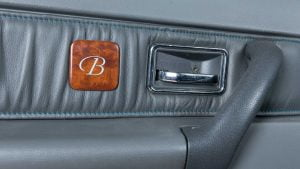Clio Baccara leather