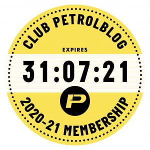 Club PetrolBlog sticker