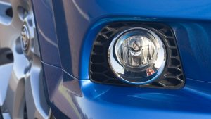 Meriva VXR fog light