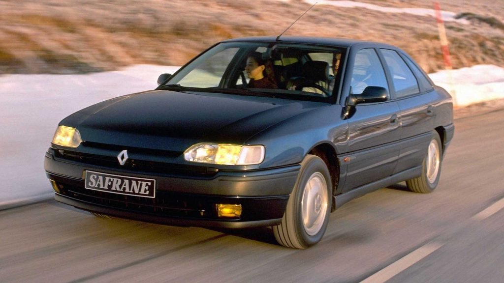 Show us your Renault Safrane