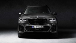 BMW X7 Dark Shadow Edition Large SUV