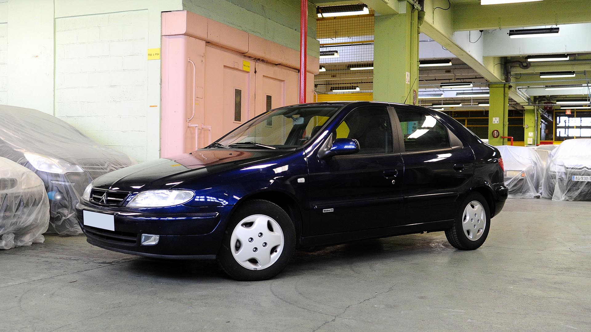 Citroen Xsara Windows CE
