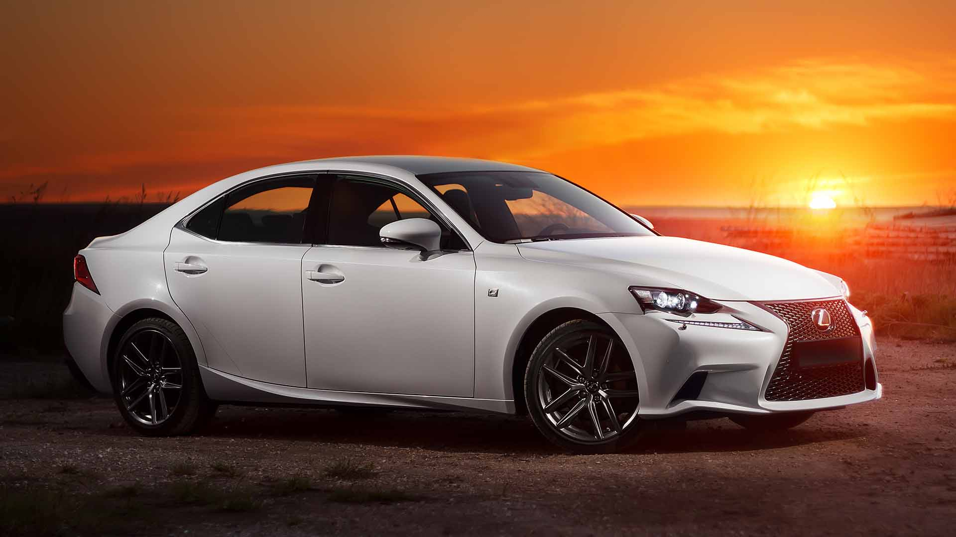 I really fancy a Lexus