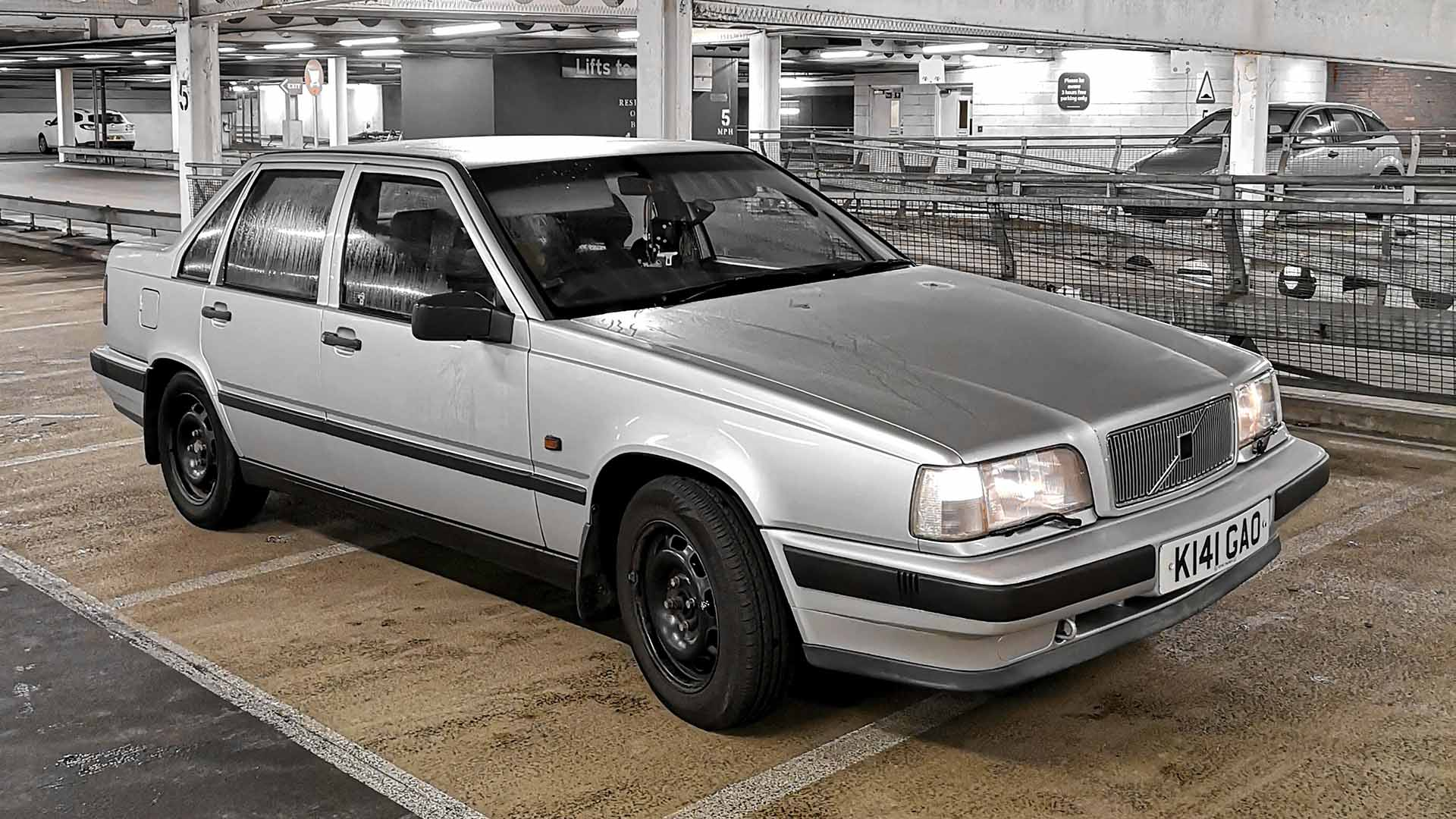 Volvo 850 SE review