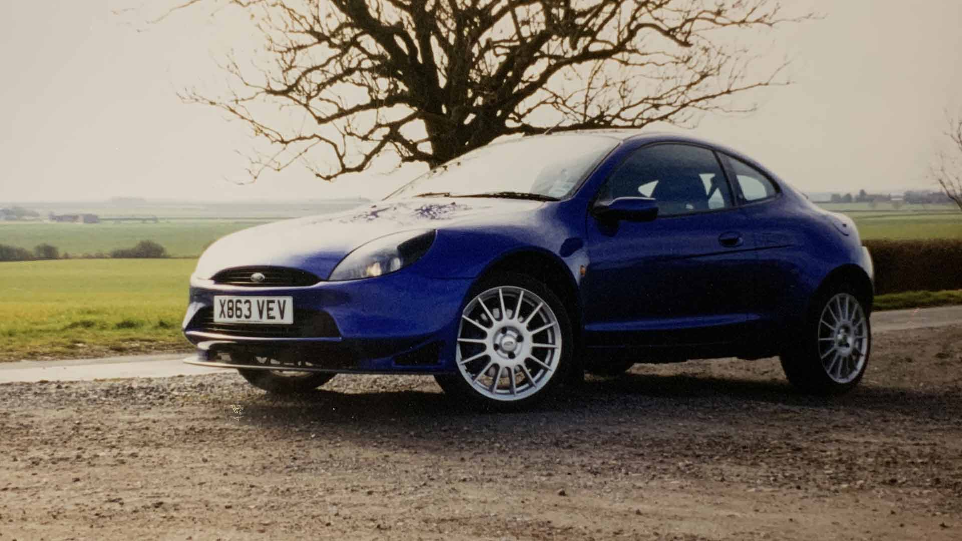 Ford Racing Puma in 2002