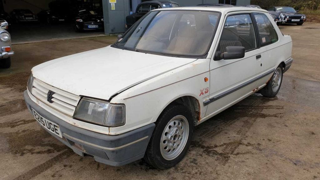 1987 Peugeot 309 XS for sale