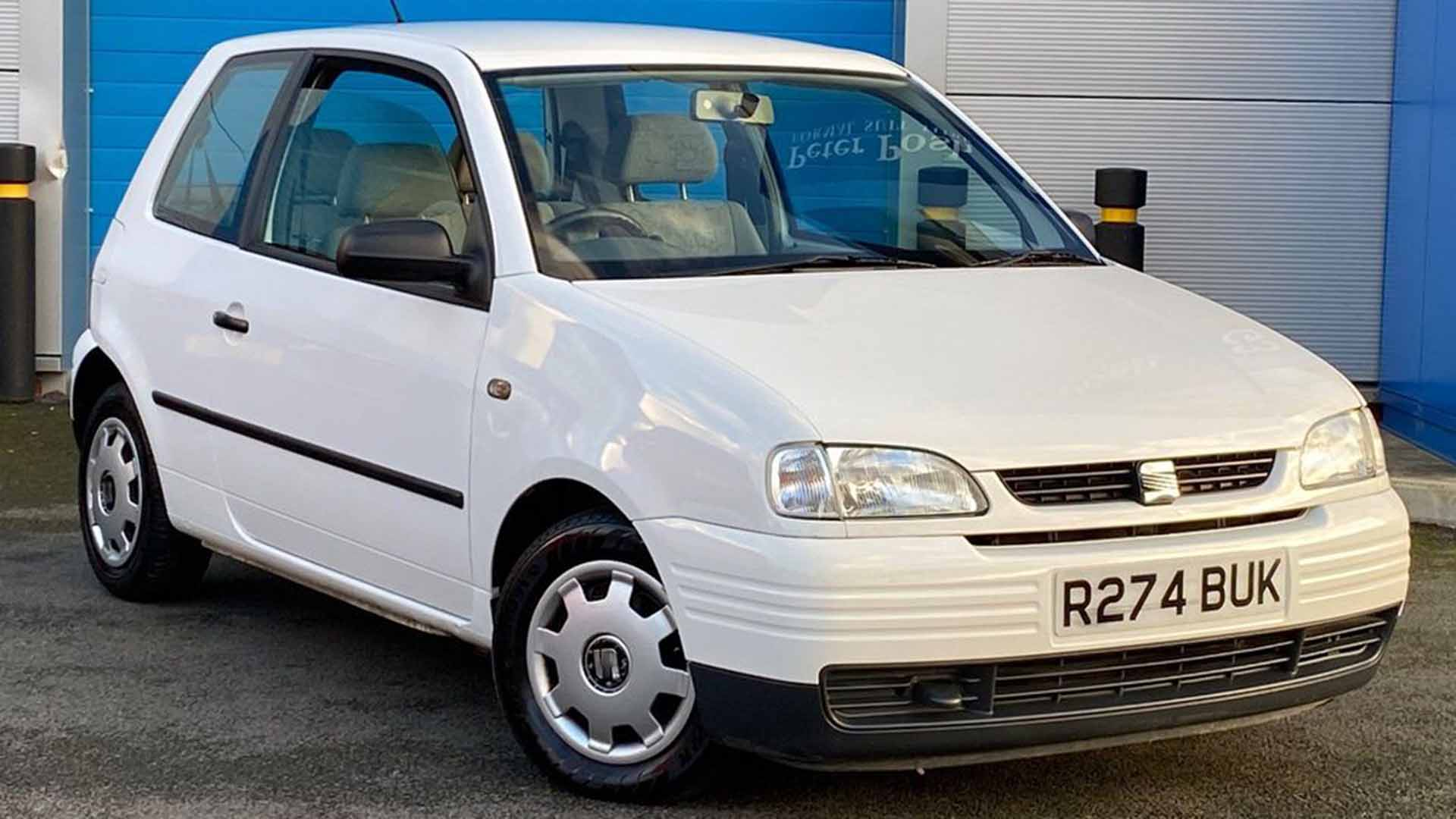 1998 Seat Arosa for sale