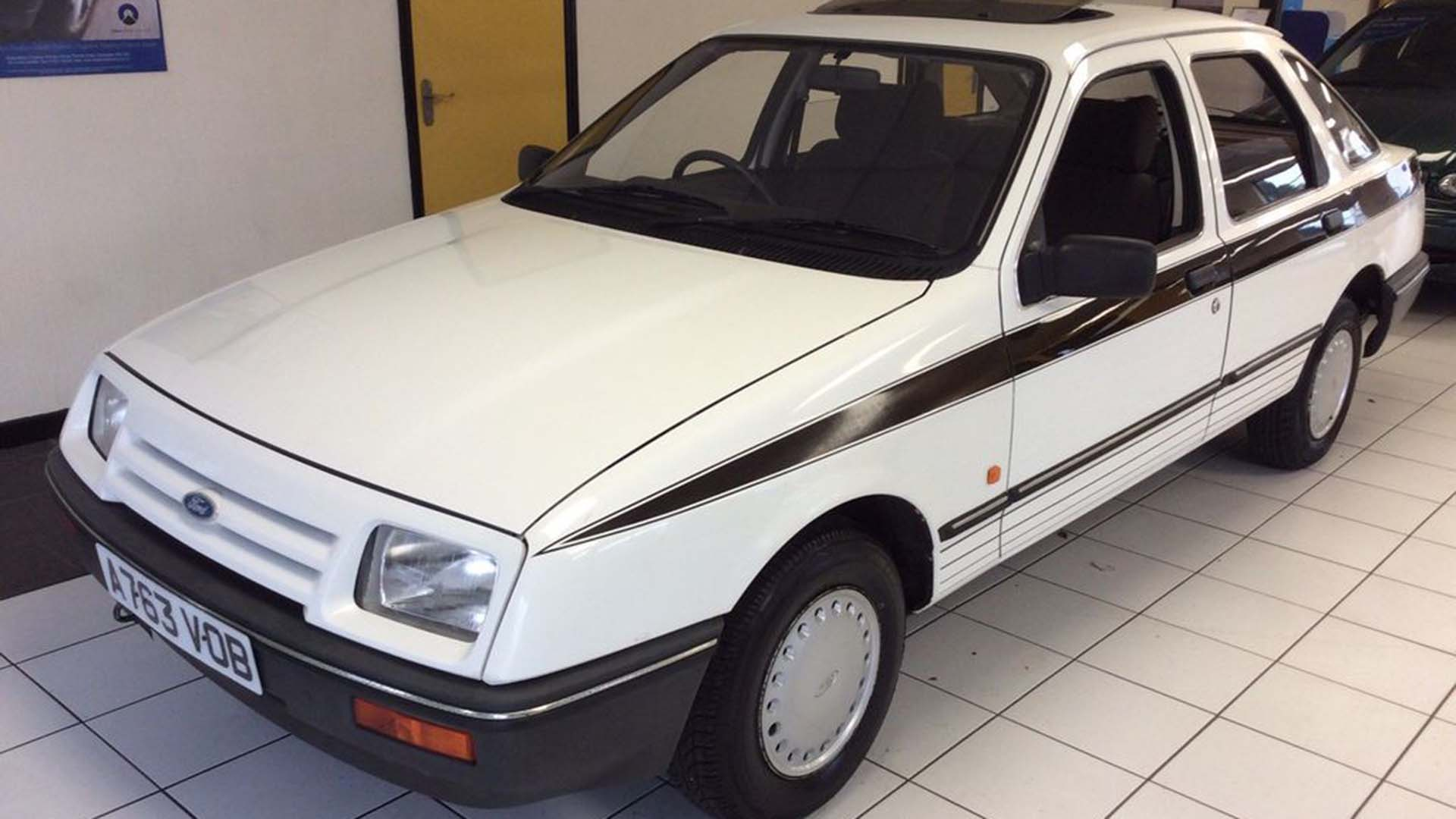 Ford Sierra Swift special edition