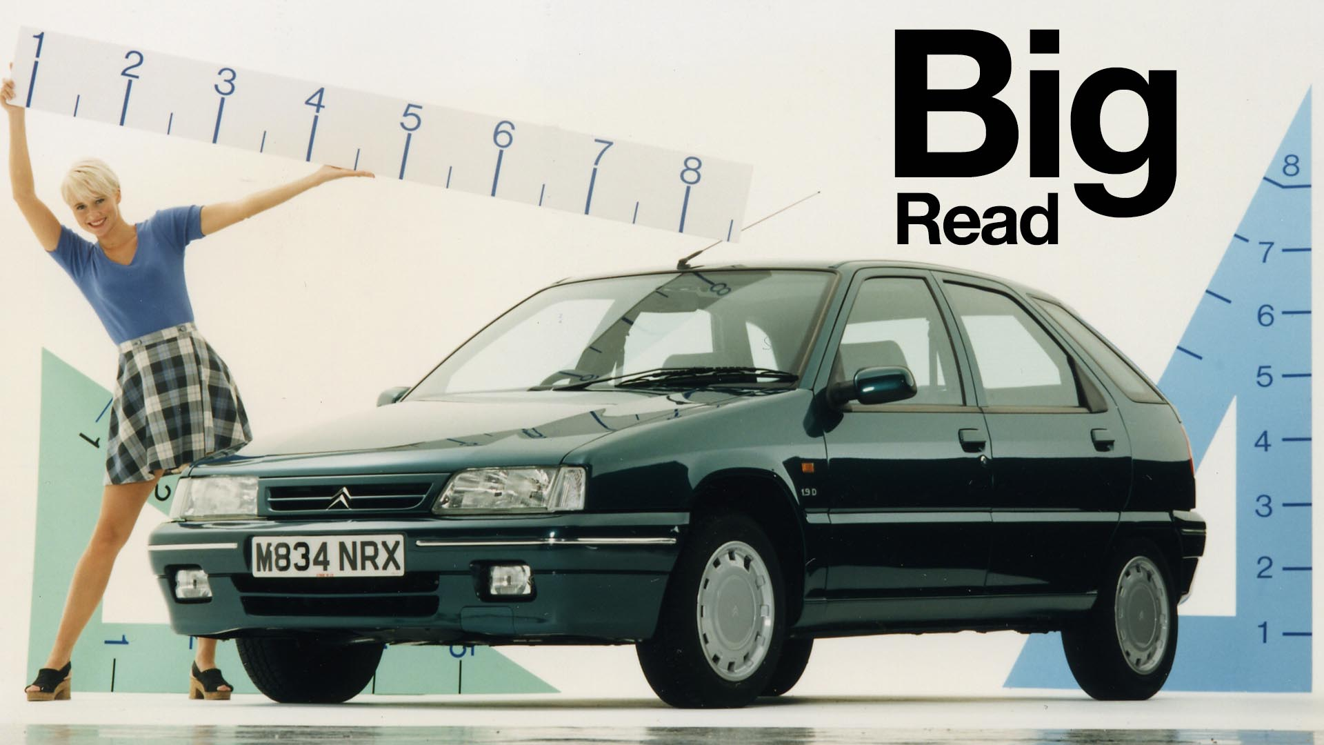 History of Citroen ZX Big Read