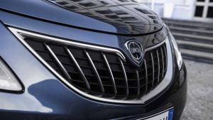 New Lancia grille 2021