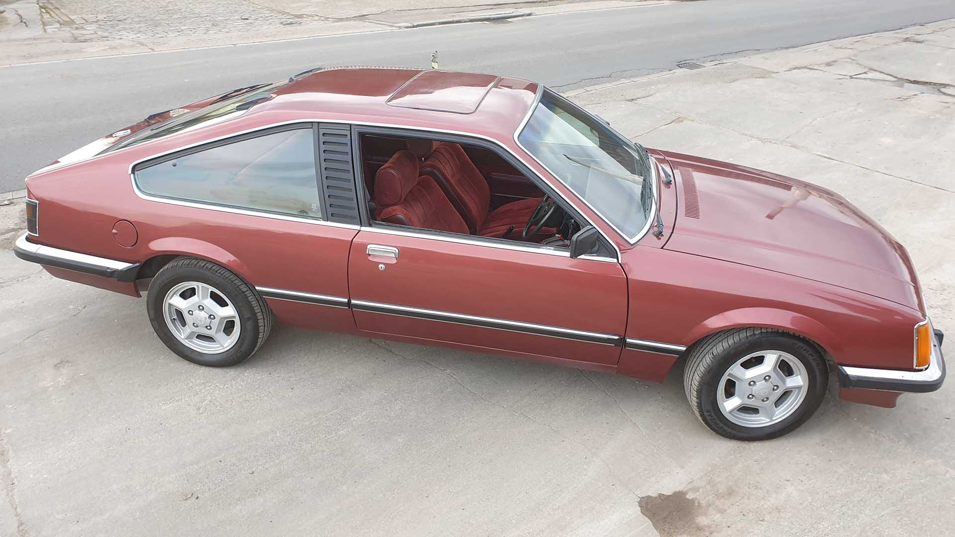 Opel Monza Car and Classic