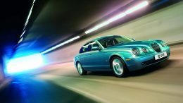Shednesday Jaguar S-Type