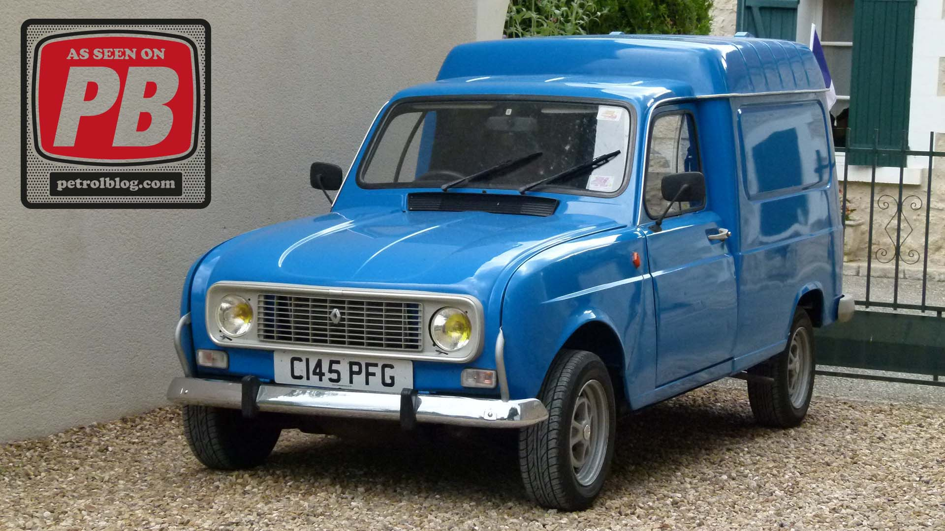 As Seen on PB Renault 4 F6