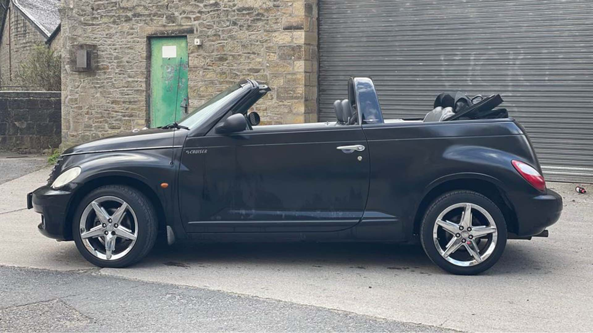 PT Cruiser Convertible for sale