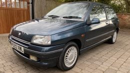 1993 Clio Baccara for sale
