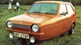 Not a Robin Reliant