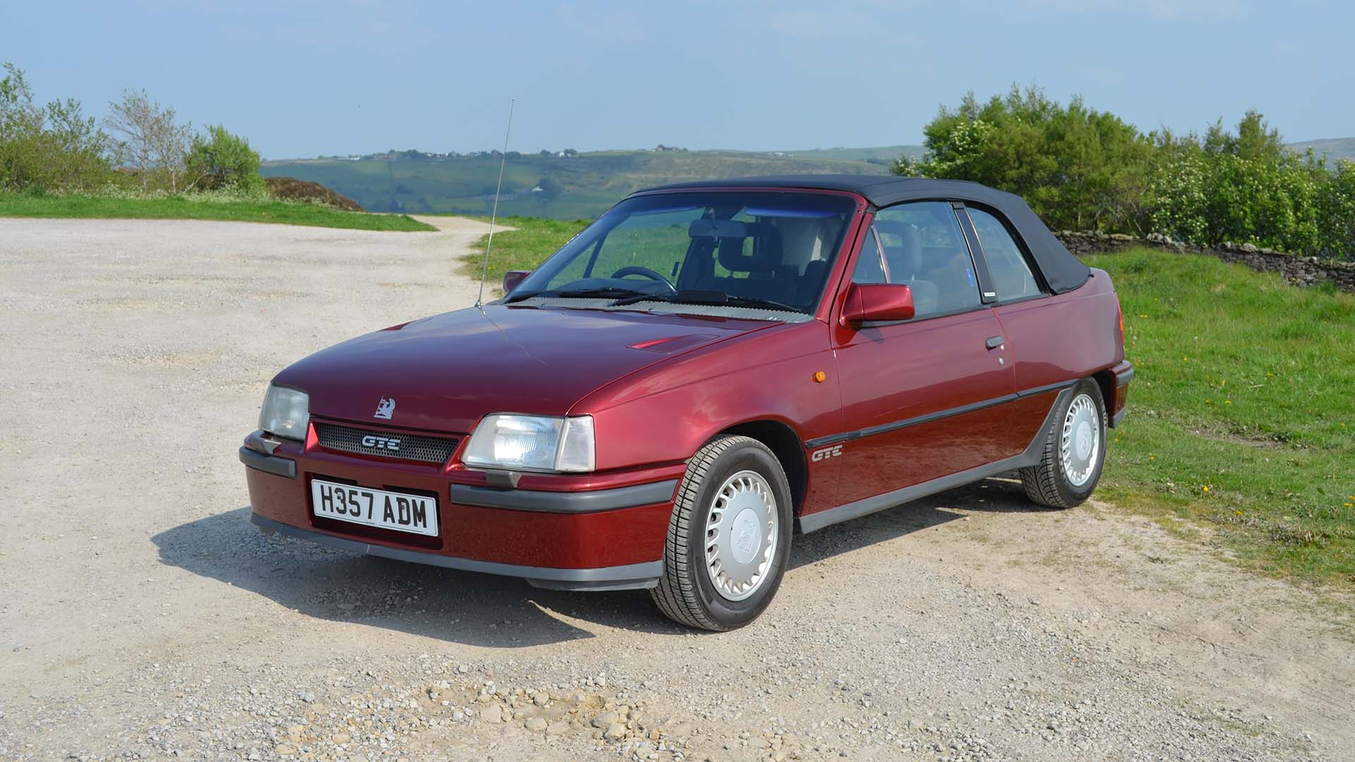 Vauxhall Astra Convertible GTE