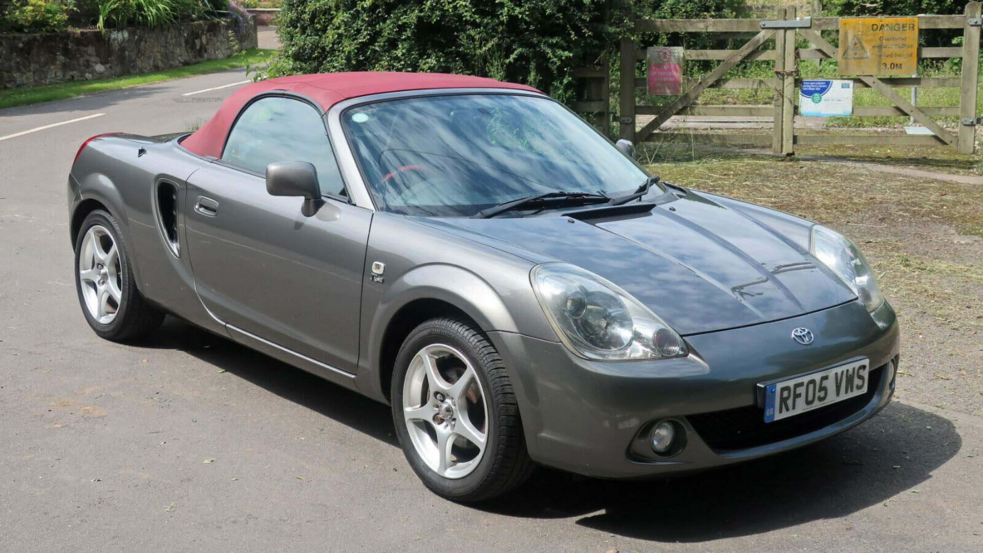 Toyota MR2 Red Collection for sale